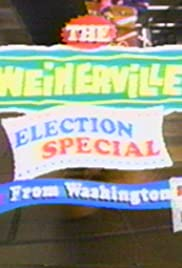 The Weinerville Election Special: From Washington B.C. Poster