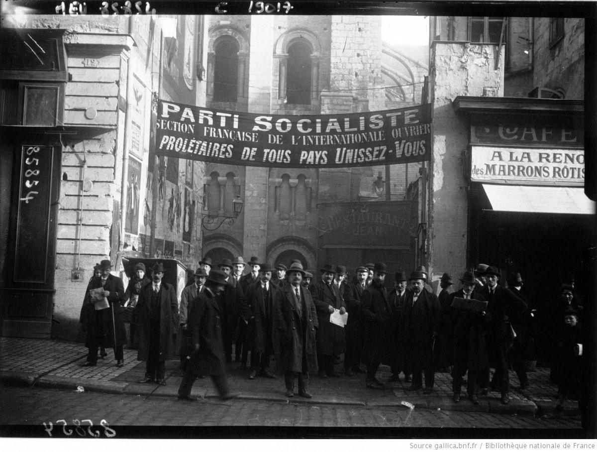 Congrès de Tours 1920 - 2020