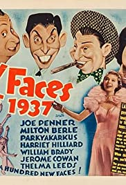 New Faces of 1937(1937) Poster - Movie Forum, Cast, Reviews