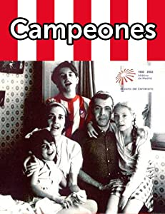 Watch online english movie Campeones by none [WEB-DL]