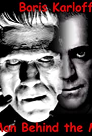 Boris Karloff: The Man Behind the Monster Poster