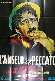 L'angelo del peccato Poster