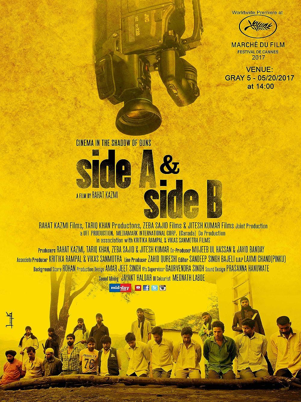 Side A & Side B 2018 Hindi Movie 480p HDRip 322MB Download
