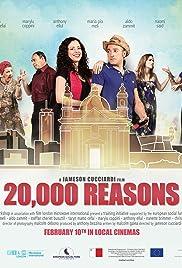20,000 Reasons Poster