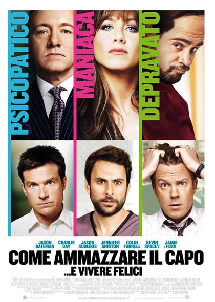 Horrible Bosses 2011