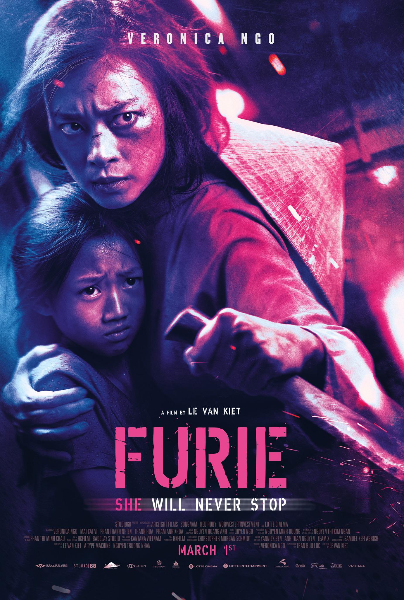 Furie (2019) WEBRip 720p & 1080p