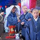 Siu-Wong Fan, Darren Leung, and Zhiqiang Mao in Wu Seng (2007)