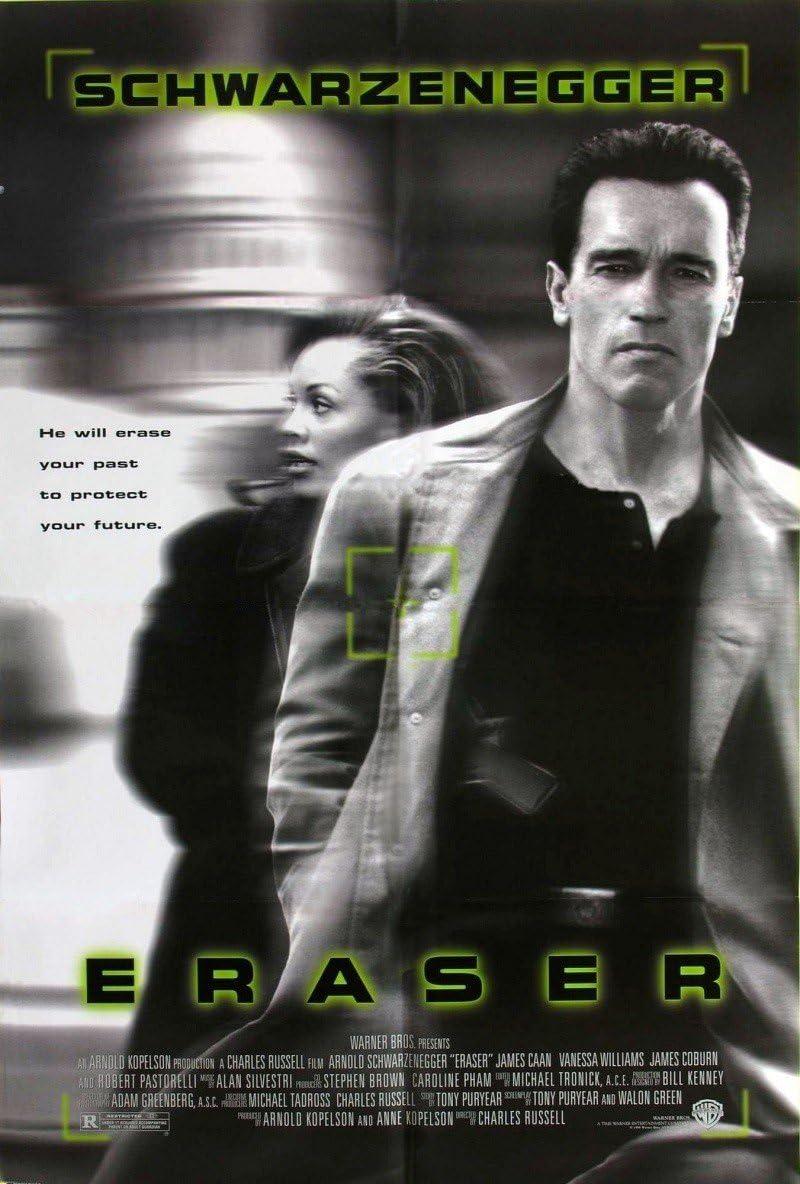 Eraser (1996) Hindi Dubbed