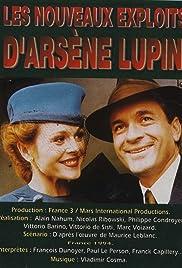 Le Retour d'Arsène Lupin Poster