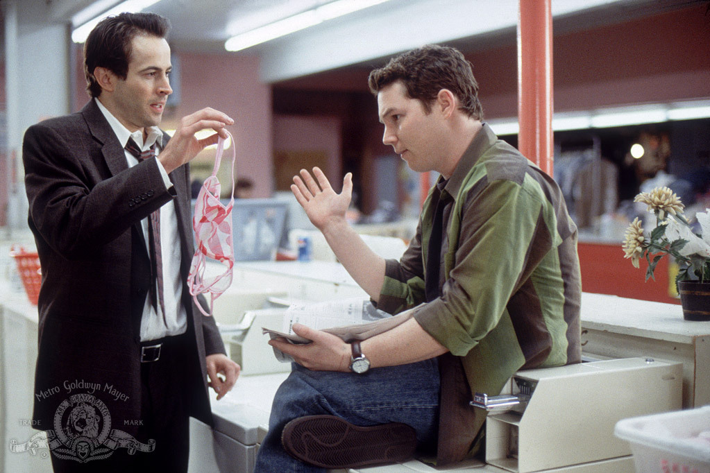 Shawn Hatosy and Jason Lee in A Guy Thing (2003)
