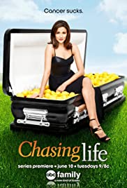 Chasing Life Poster