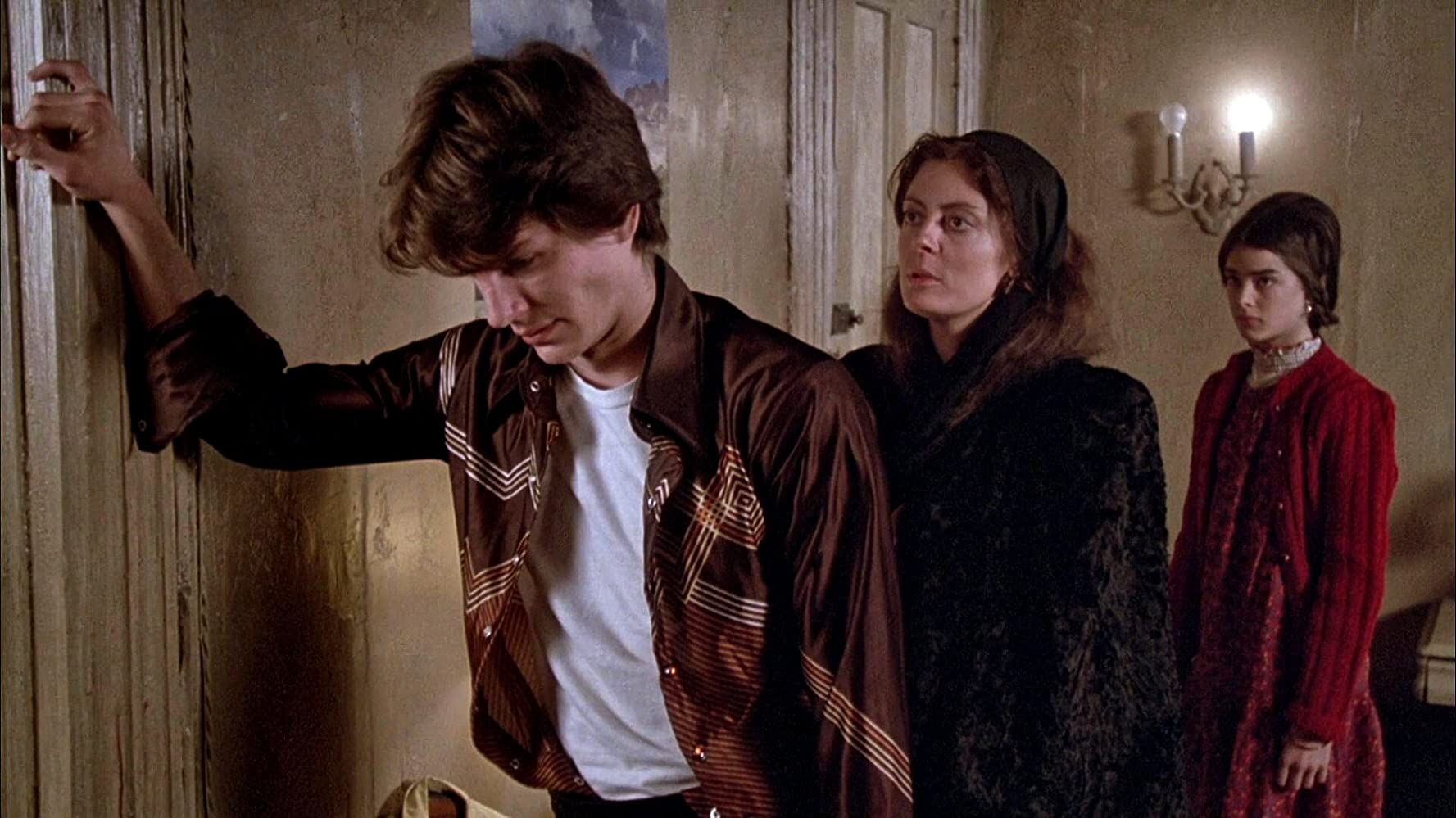 Image result for brooke shields susan sarandon king of the gypsies