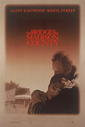 The Bridges of Madison County poster