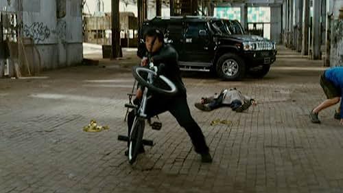 """""""Bike Fight"""" from The Spy Next Door"""