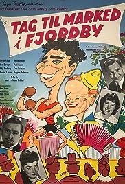 Tag til marked i Fjordby Poster