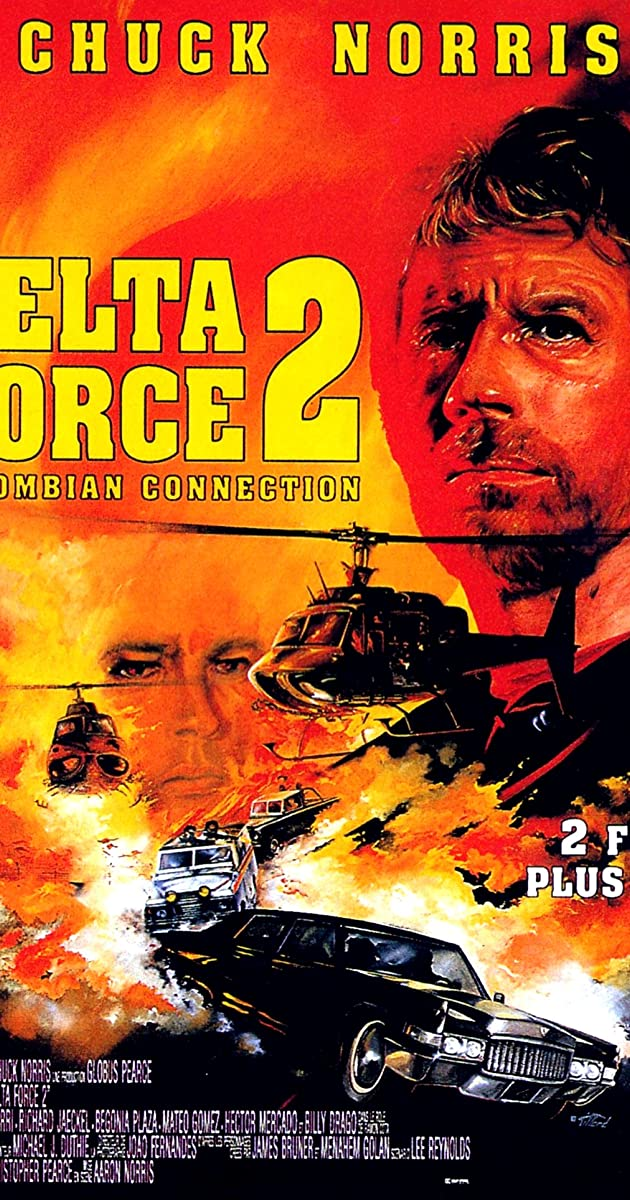 Subtitle of Delta Force 2: The Colombian Connection