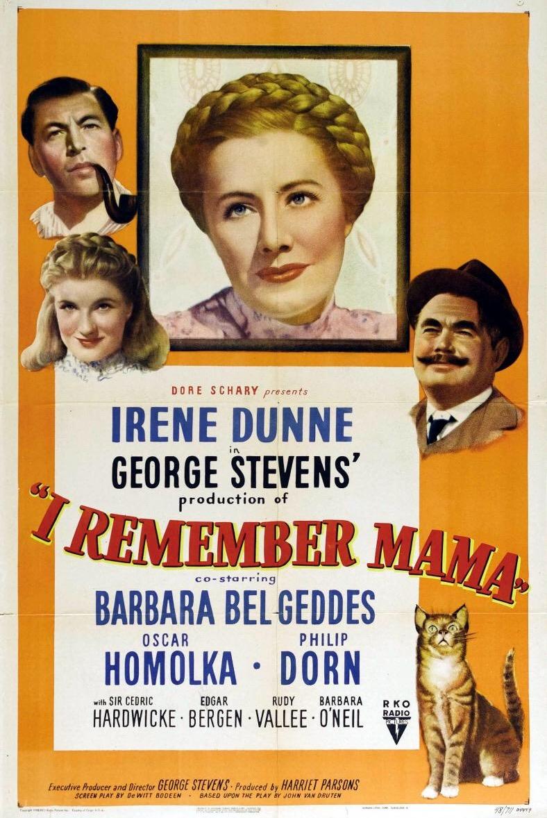I Remember Mama (1948) - IMDb