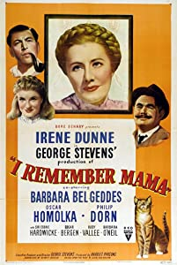 MP4 movie for psp free download I Remember Mama [mkv]