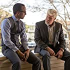 Ron Perlman and Andre Royo in Hand of God (2014)