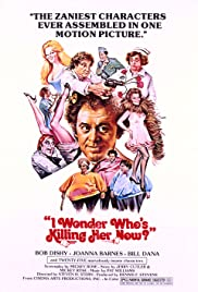 I Wonder Who's Killing Her Now? (1975) Poster - Movie Forum, Cast, Reviews