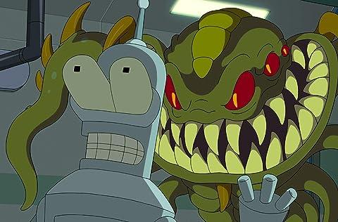 Futurama 10×11 – Asesinato en el Planet Express