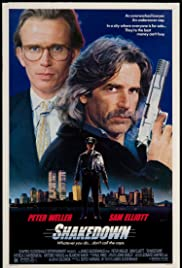 Shakedown(1988) Poster - Movie Forum, Cast, Reviews