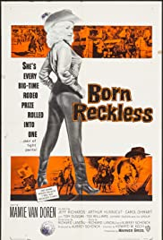 Born Reckless (1958) Poster - Movie Forum, Cast, Reviews