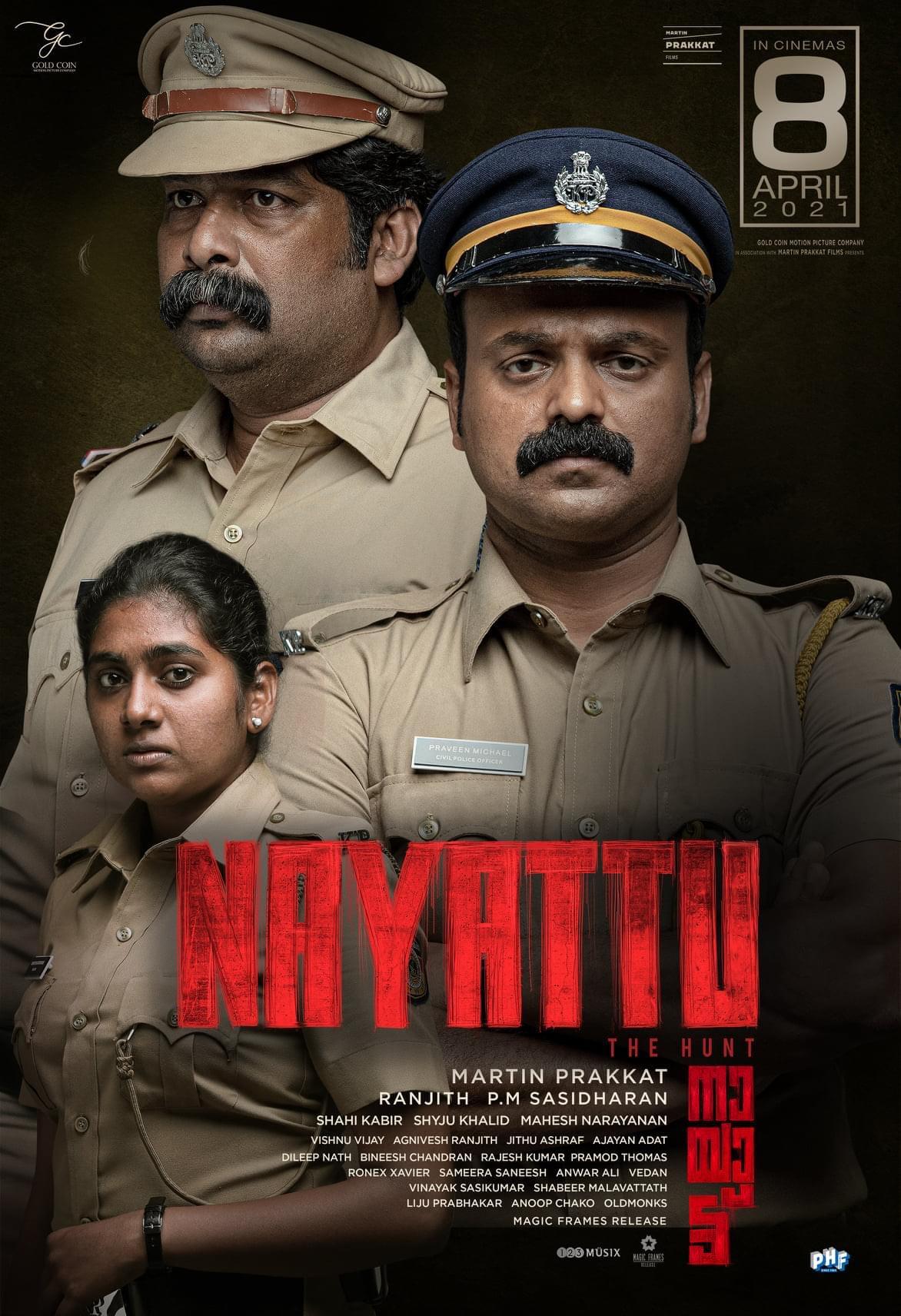 Free Download Nayattu Full Movie