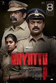 Nayattu 2021 Malayalam 720p HDRip Download