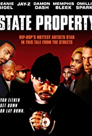 State Property Poster