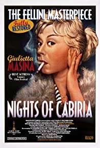 Primary photo for Nights of Cabiria
