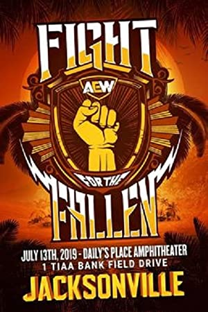 All Elite Wrestling: Fight for The Fallen (2019)