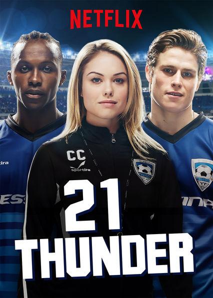 Скачать сериал 21 Thunder через торрент в HD