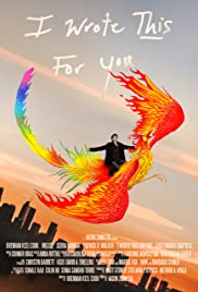 I Wrote This for You Poster