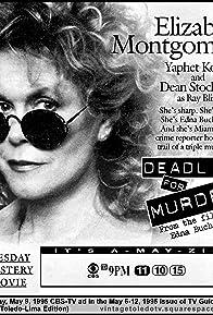 Primary photo for Deadline for Murder: From the Files of Edna Buchanan