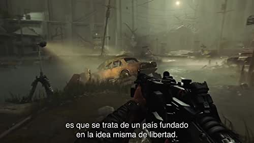 Wolfenstein II: The New Colossus: Talking Heads Story Trailer (Spanish Subtitled)