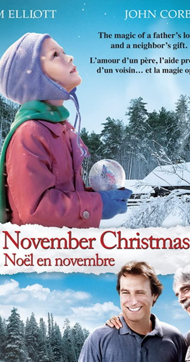November Christmas.November Christmas Tv Movie 2010 Imdb