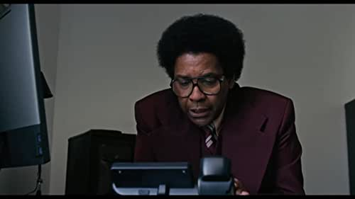 'Roman J. Israel, Esq.' is a dramatic thriller set in the underbelly of the overburdened Los Angeles criminal court system. Denzel Washington stars as Roman Israel, a driven, idealistic defense attorney who, through a tumultuous series of events, finds himself in a crisis that leads to extreme action. Colin Farrell costars as the monied, cutthroat lawyer who recruits Roman to his firm.