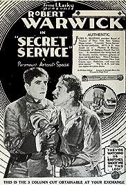 Secret Service Poster