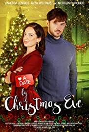 A Date by Christmas Eve (2019) Poster - Movie Forum, Cast, Reviews