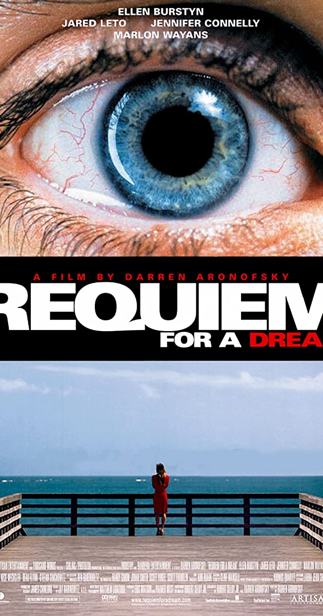 Subtitle of Requiem for a Dream