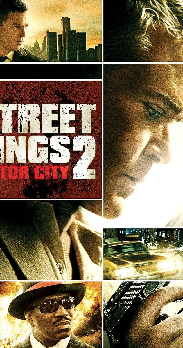 Subtitle of Street Kings 2: Motor City