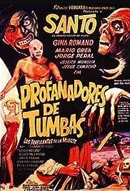 Profanadores de tumbas Poster