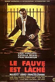Lino Ventura in Le fauve est lâché (1959)