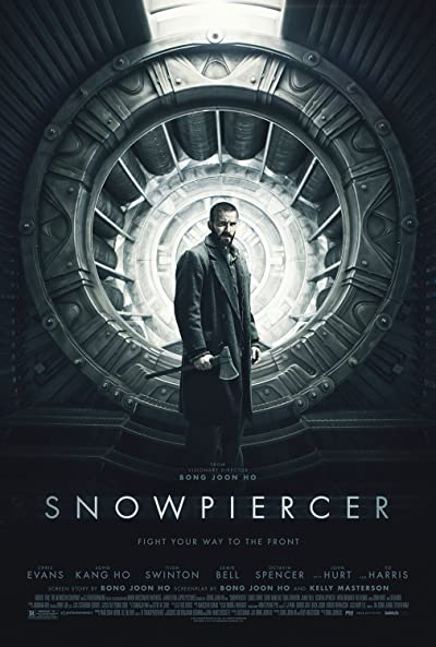 Poster of Snowpiercer 2013 Dual Audio 720p Download