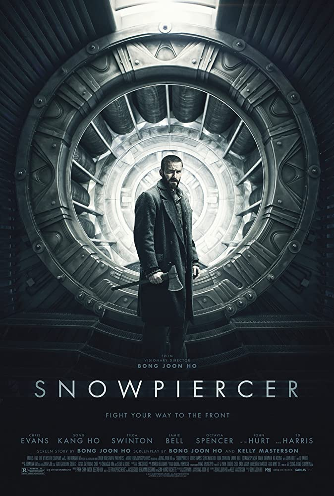 Snowpiercer 2013 Dual Audio 720p BluRay x264 [Hindi English] 1GB