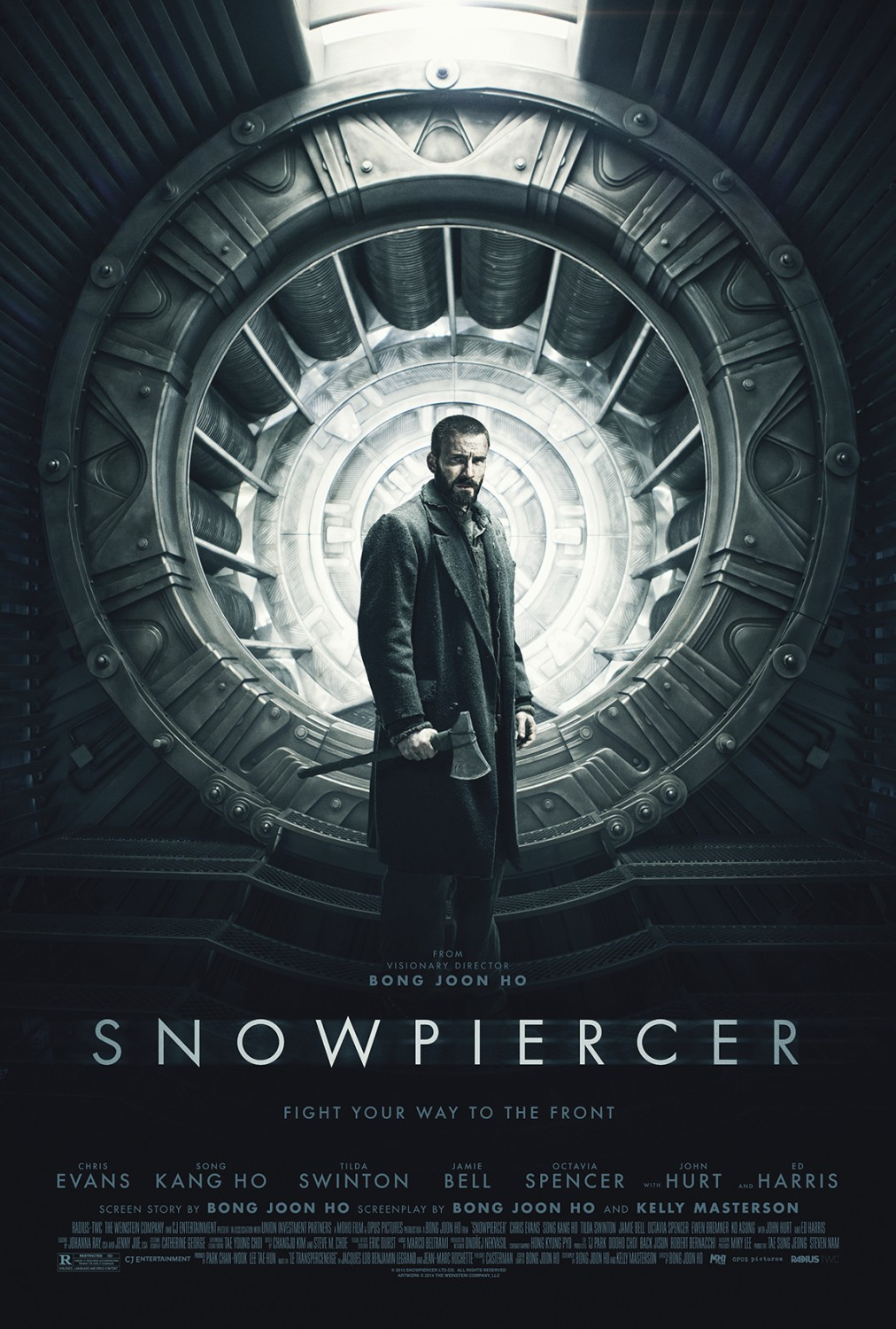 Snowpiercer (2013) BluRay 480p, 720p & 1080p