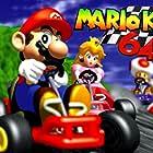 Isaac Marshall, Charles Martinet, Leslie Swan, Asako Haruhana, and Tomoko Maruno in Mario Kart 64 (1996)
