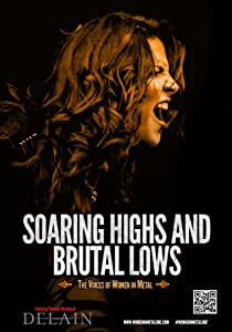 Best site for english movie downloads free Soaring Highs and Brutal Lows: The Voices of Women in Metal [FullHD]