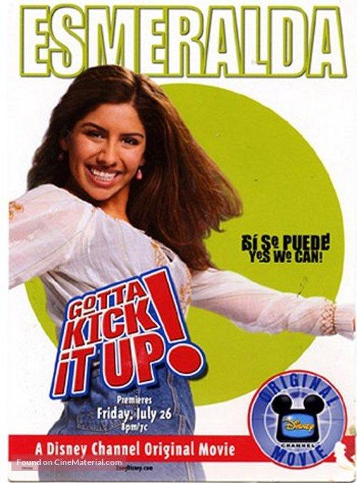 Sabrina Wiener in Gotta Kick It Up! (2002)